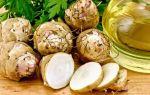 Прием земляной груши при диабете 1 и 2 типа вкусные рецепты