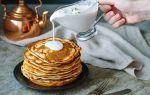 Рецепт блинов для диабетиков: как правильно готовить