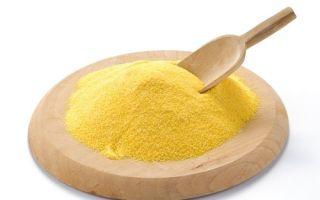 Использование кукурузы и ее продуктов при панкреатите
