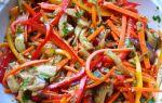Какие из салатов можно кушать при сахарном диабете (с праздничными рецептами)