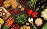 Продукты и правильное питание при сахарном диабете 2 типа