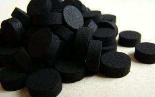 Как давать активированный уголь ребенку от 0 до 12 лет?