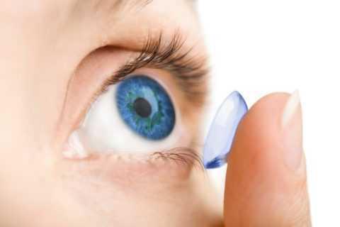 Линзы при диабете как метод коррекции зрения