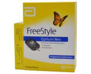freestyle optium neo особенности глюкометра
